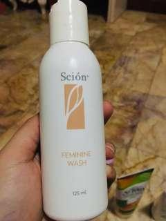 Scion Feminine Wash Nu Skin