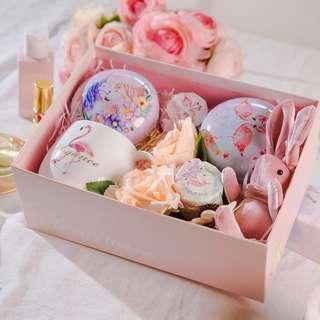 🚚 Rose/Jasmine/Roselle Flower Tea Set Creative Gift CNY/Wedding/Birthday/Valentine #SpringCleanAndCarousell