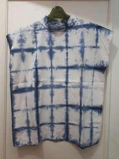 Cotton ink boxy top