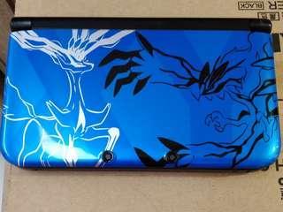 Pokemon特別版3DS XL