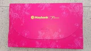 Maybank Private 2019 red packet (24pcs)