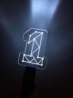 Wanna One Light Stick