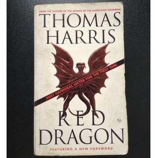 Red Dragon by Thomas Harris TPB
