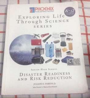Disaster Readiness and Risk Reduction (SHS)
