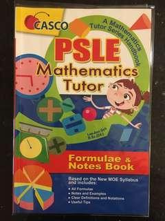 PSLE Mathematics Tutor