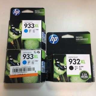 🚚 HP 932XL 原廠黑色墨水匣