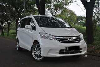 Honda Freed PSD 2012 Automatic Gaspol