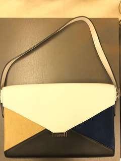 Celine clutch handbag (handle can be removed)