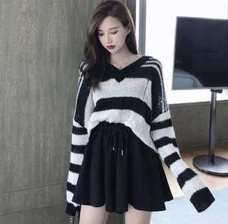 Stripes Pullover/Sweater