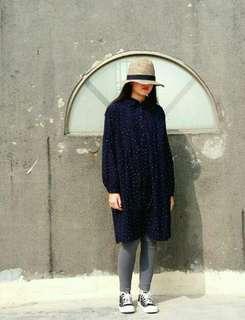 🚚 日系可愛點點洋裝💯%全新