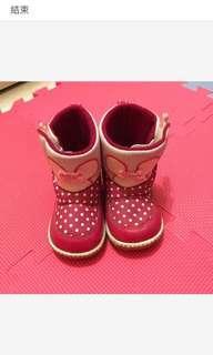 🚚 米妮女童短靴13cm
