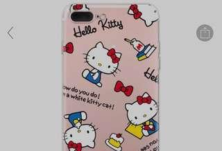 Iphone 7/8 Plus Hello Kitty Casing