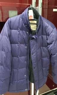Winter Jacket UNIQLO Premium XL Asia