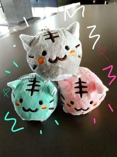Cute Cat Plushies 🐾
