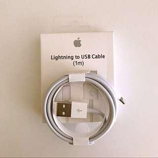 🚚 Ori (Brand New from box) iPhone Lighting Cable