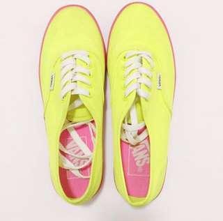 Vans Lo Pro (Neon)