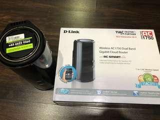🚚 Dlink router DIR-868L