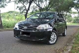 Toyota Etios Valco E 2013 Manual