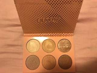Colourpop - In Nude Endo 光影盤 Highlighter