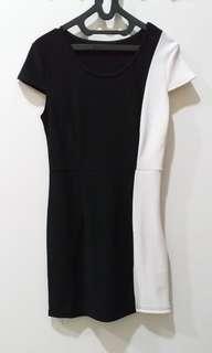 Black n White Dress