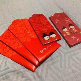 🚚 dbs treasures 2019 red packets