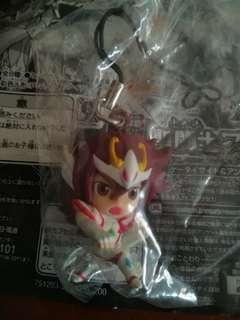 🚚 BEST PRICE! SALE! VERY RARE & HOT! *In Stock* Bandai Saint Seiya Omega Pegasus Koga cute figure Handphone strap. #MakeSpaceForLove