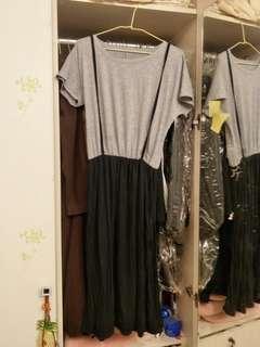 🚚 吊帶連身裙