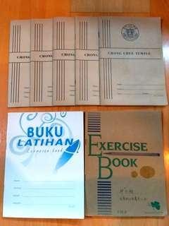 🆓 Exercise Books