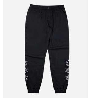 Stoned Trilogy Joggerpants Black