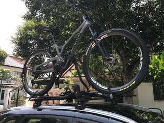 Aloha bicycle transport