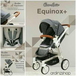 Cocolatte Equinox Plus
