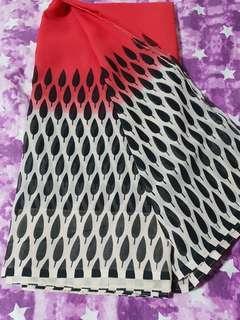 🚚 Beautiful pure chiffon saree!!