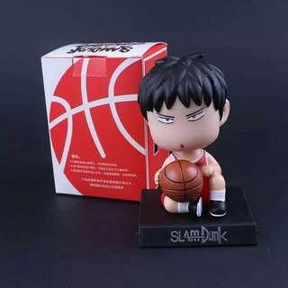 Boneka Dashboard Rukawa Slam Dunk