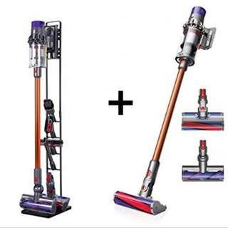 🚚 [CNY PROMO]Dyson V10 absolute cordless vacuum cleaner + vacuum stand combo