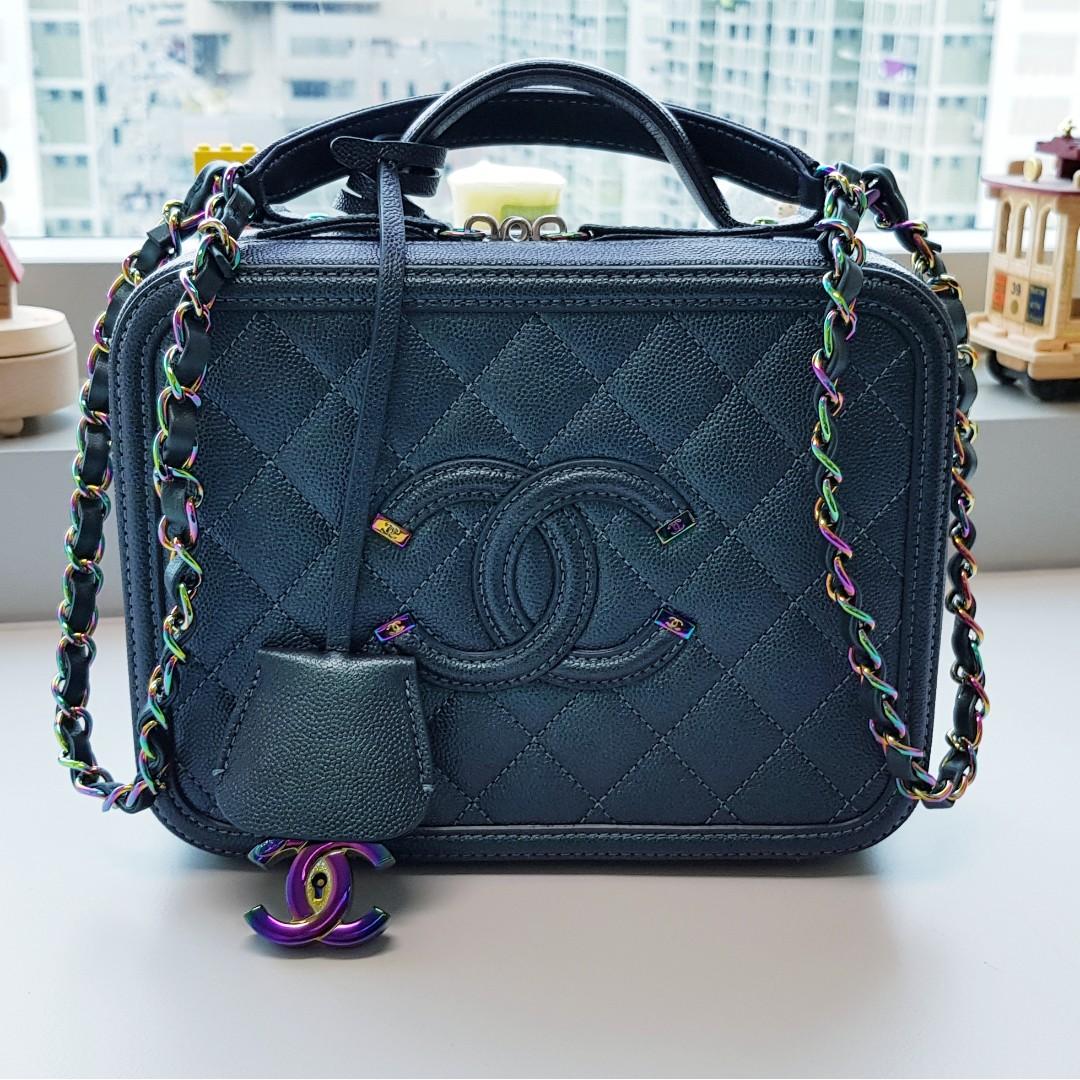 26da0a68d181 26 Limited Edition Chanel Vanity Case Medium, Luxury, Bags & Wallets ...