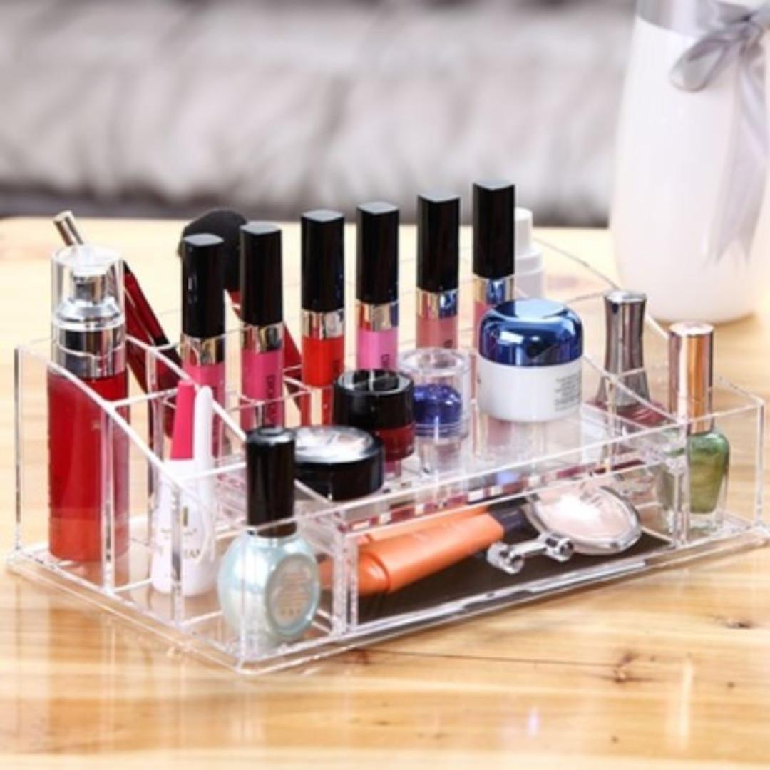 Acrylic Cosmetic Organizer - Brand New