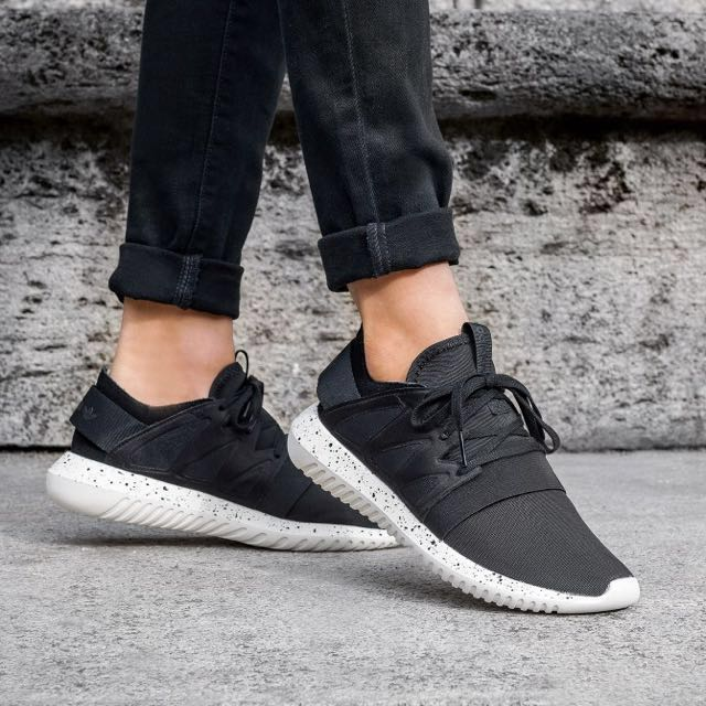quality design ca1d4 70d72 Adidas Tubular Viral Sneakers , Women s Fashion, Shoes on Carousell
