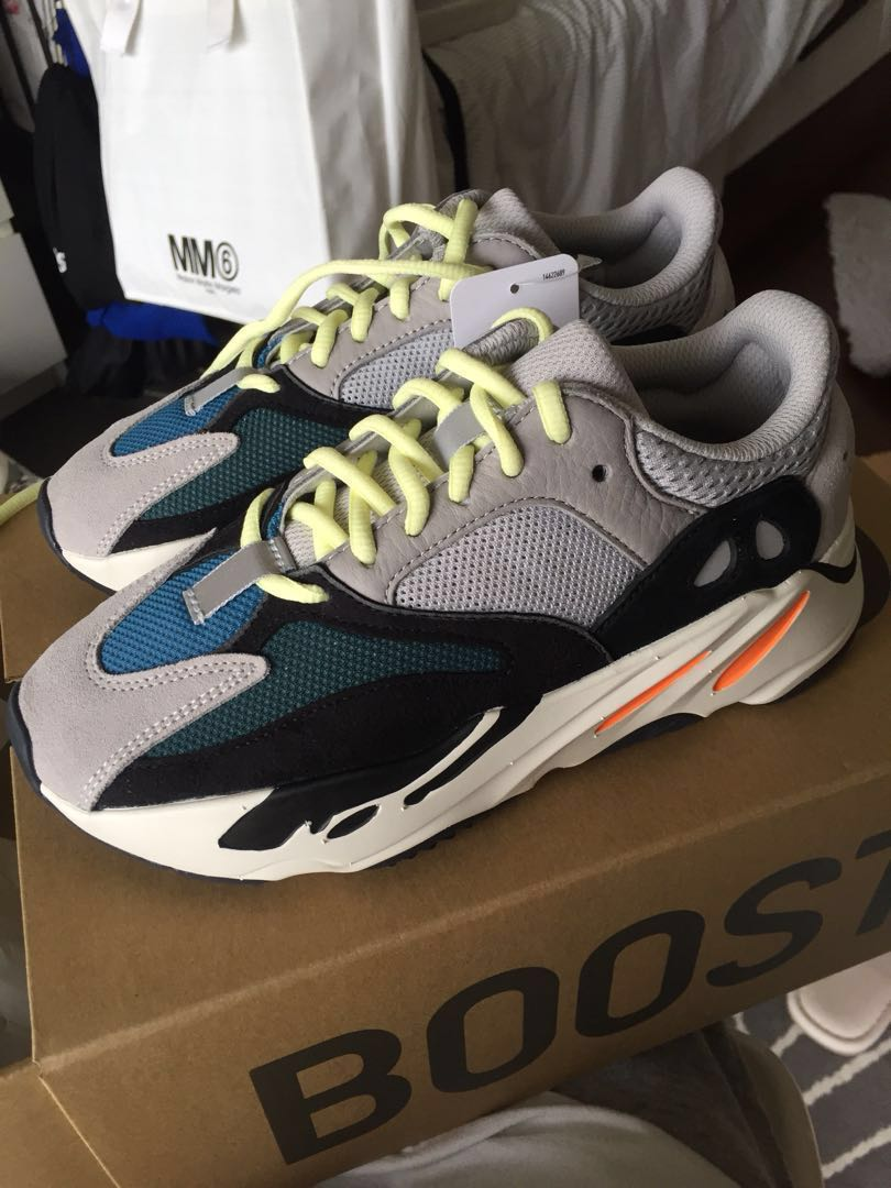 73ab041a5c8 Adidas Yeezy Boost Wave Runner 700 US 5