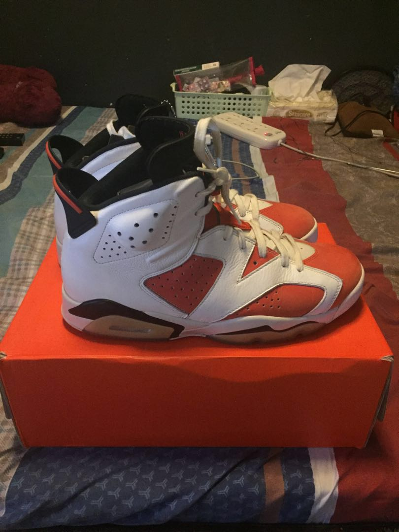 38c4f7fbd61 Air Jordan 6 Like Mike Gatorade