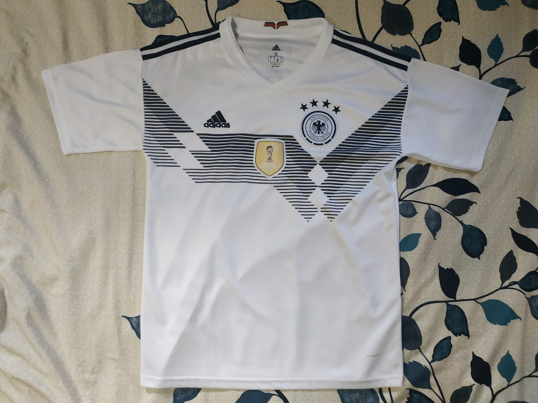 hot sale online bc6ef d0ff3 BN Germany 2018 World Cup Football Jersey