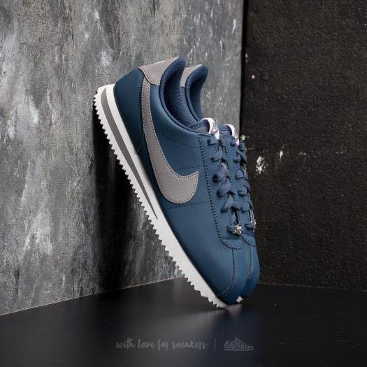 free shipping 9573e c906c BNIB Nike Cortez Navy Gunsmoke | Basic SL