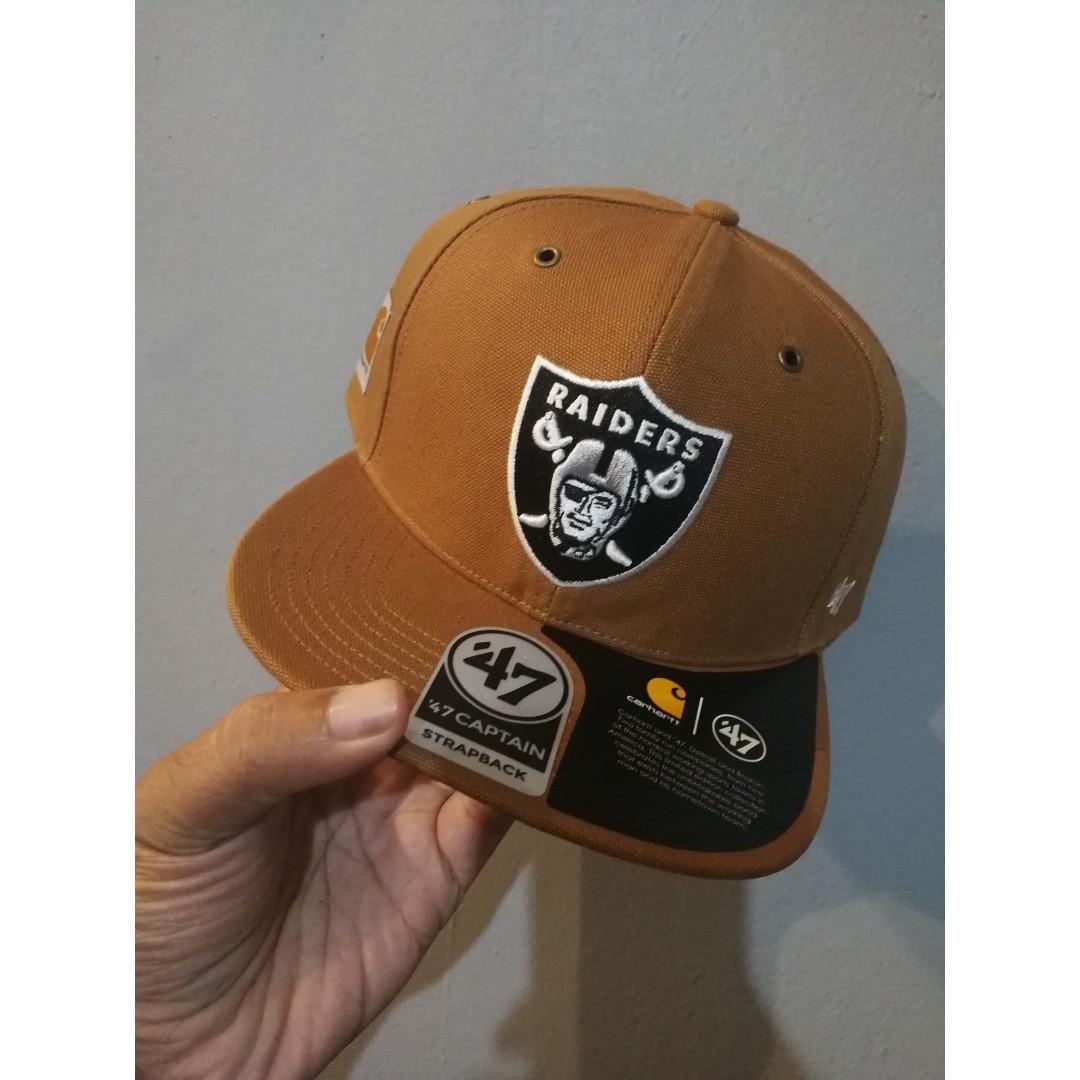 Brand 47 x Carhartt x Raiders