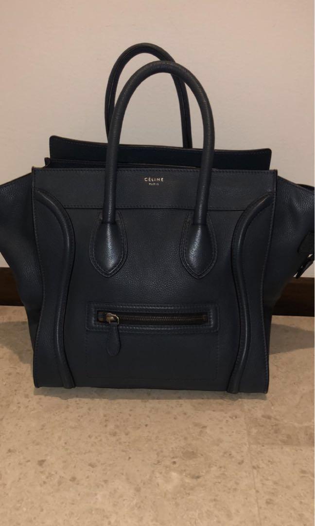 f35218bf84 Celine Micro Luggage