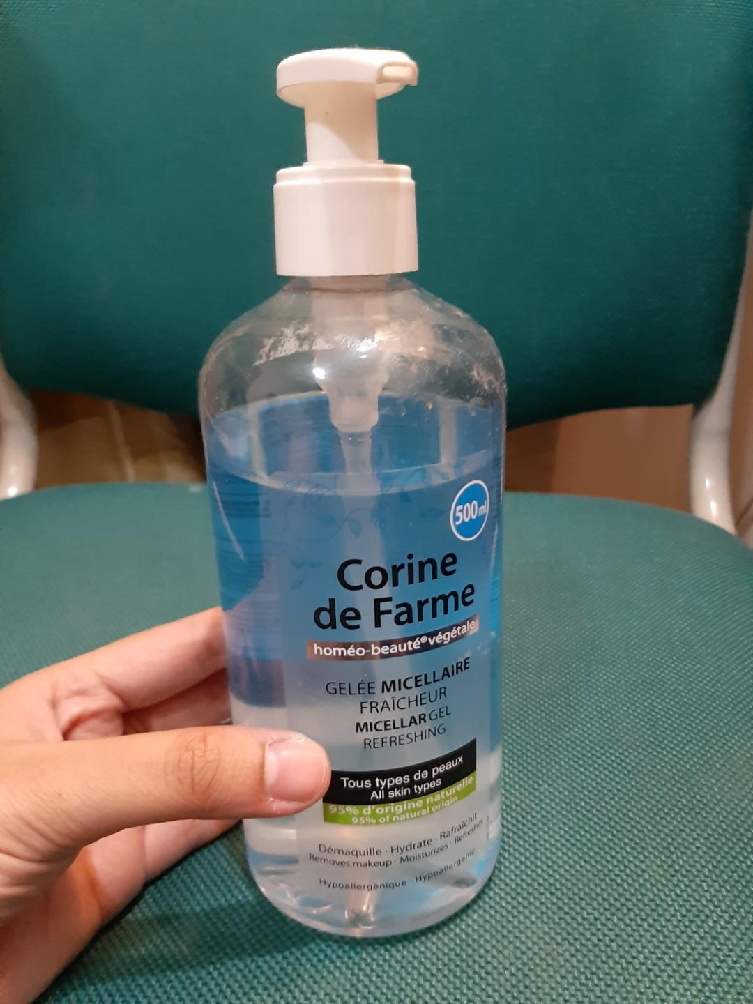 Corine de Farme Micellar Gel 500ml