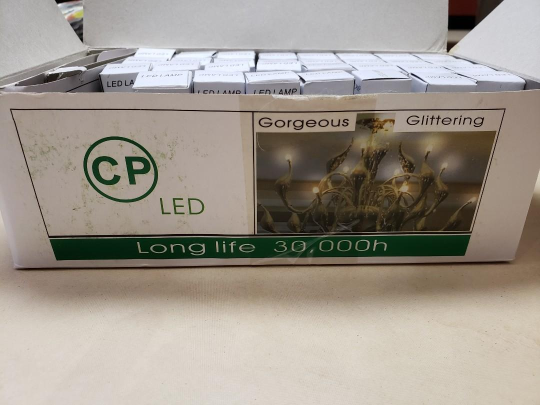 CP LED Lamp (31pieces)