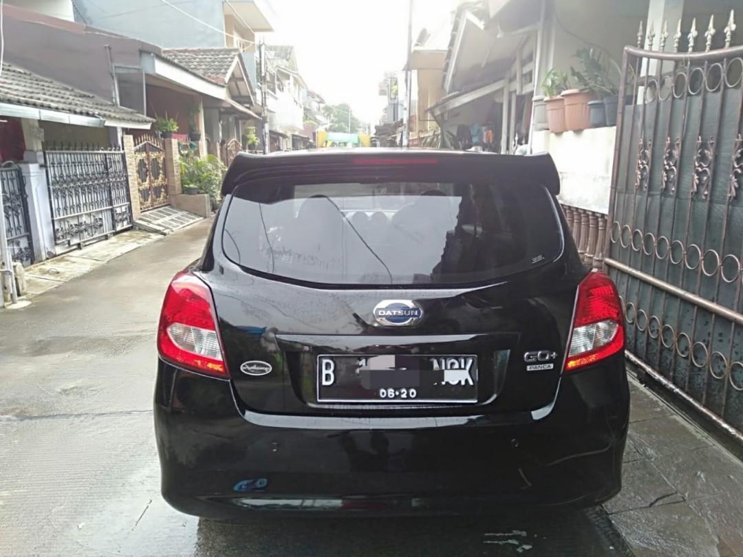 Datsun go+ panca T