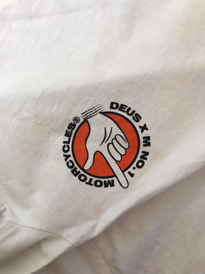 Deus Ex Cropped T-shirt