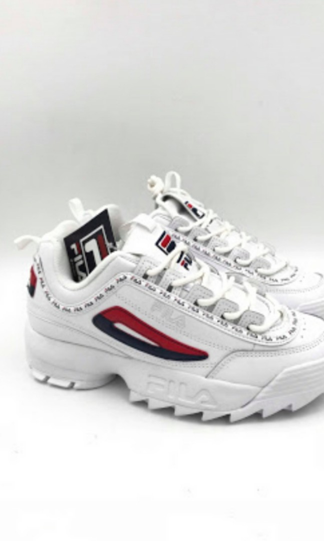 6231c492d3fb FILA DISRUPTOR 2 PREMIUM REPEAT (Free Shipping)