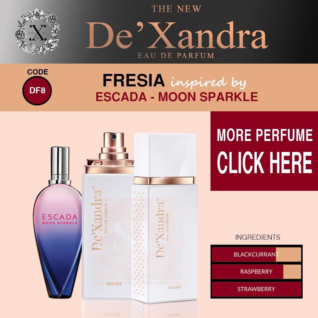 Fresia Escada Moon Sparkle Dexandra Dexandra Perfume Health