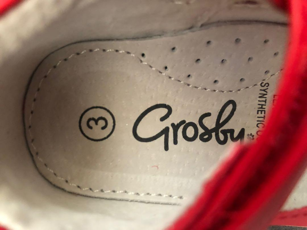 GROSBY MOUSEY KIDS SHOES